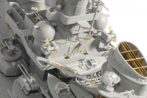 German Battleship Scharnhorst 1943 - Dragon 1040, foto n