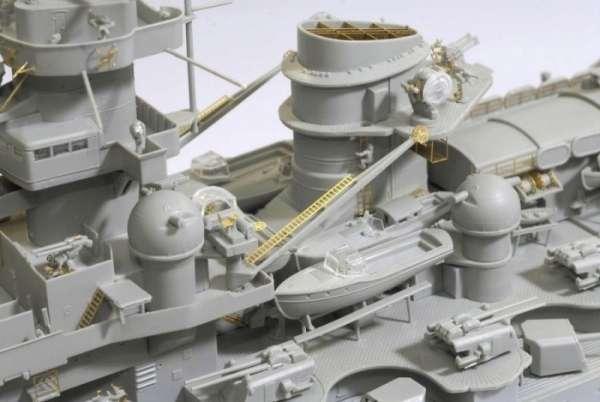 German Battleship Scharnhorst 1943 - Dragon 1040, foto 6a
