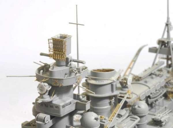 German Battleship Scharnhorst 1943 - Dragon 1040, foto 3a