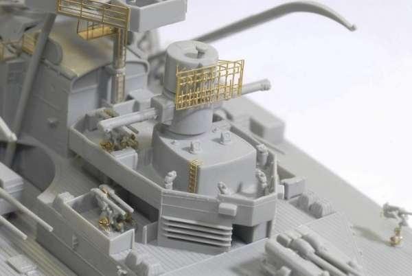 German Battleship Scharnhorst 1943 - Dragon 1040, foto 8a