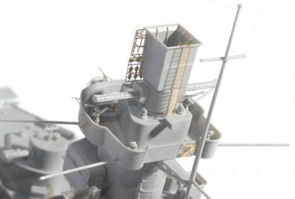German Battleship Scharnhorst 1943 - Dragon 1040, foto 21a