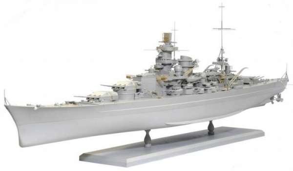 German Battleship Scharnhorst 1943 - Dragon 1040, foto t