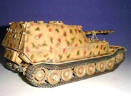 Dragon 6126 w skali 1/35 - model do sklejania - image c - Sd.Kfz.184 Elefant