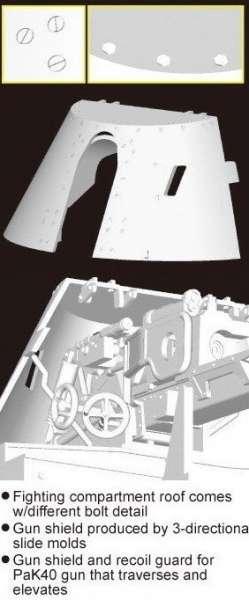 Dragon 6472 w skali 1:35 - model Befehlsjager 38 Ausf.M - image n