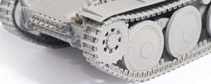 Dragon 6590 w skali 1:35 - image b - FlaK 38(t) Ausf.M (Late Production)