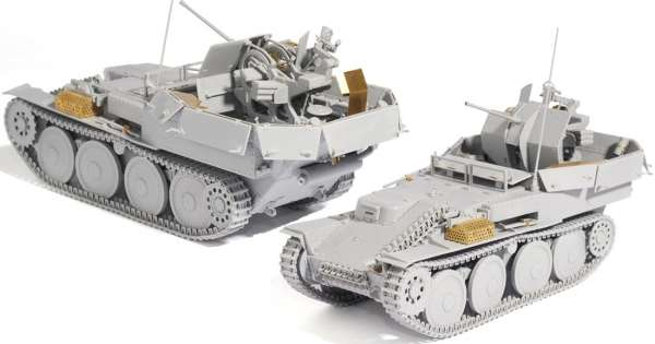 Dragon 6590 w skali 1:35 - image f - FlaK 38(t) Ausf.M (Late Production)