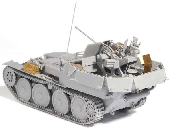 Dragon 6590 model do sklejania w skali 1:35 - image e - FlaK 38(t) Ausf.M (Late Production)