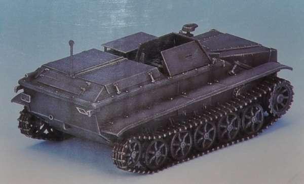 Dragon 9054 Pz.Kpfw.III ausf. J control tank + Borgward IV ausf. B