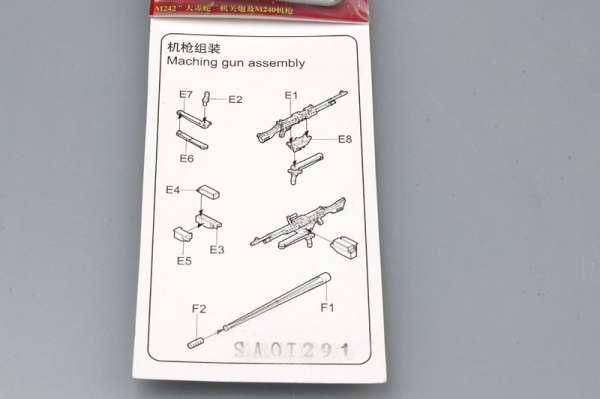 Instrukcja modelu Trumpeter 06614