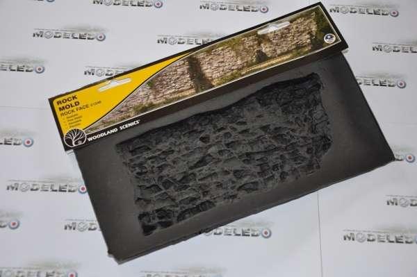 Forma do skał Rock Face - Woodland C1248