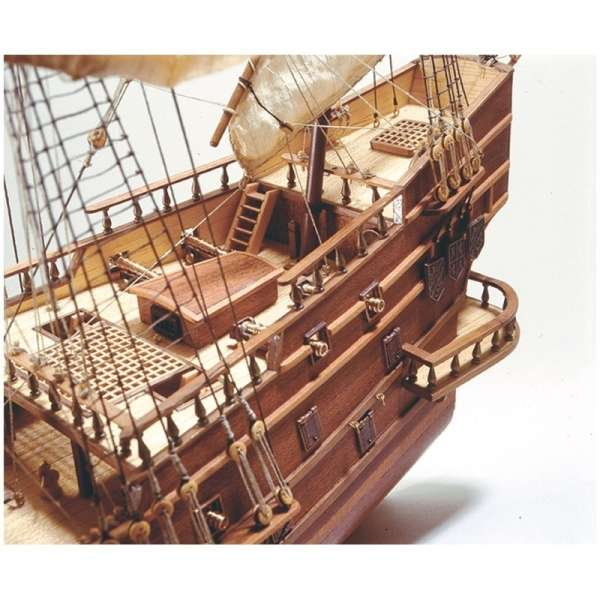 drewniany-model-do-sklejania-galeonu-san-juan-sklep-modeledo-image_Artesania Latina drewniane modele statków_18022_2