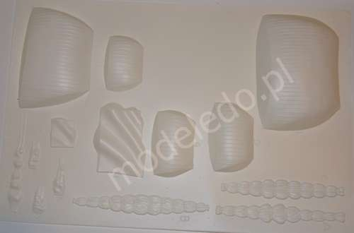 Plastikowy model żaglowca do sklejania La Sirena model_heller_80893_image_2-image_Heller_80893_3