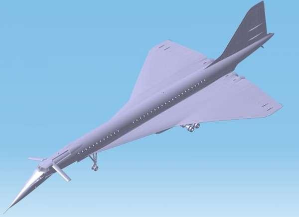 ICM 14401 Tupolew Tu-144
