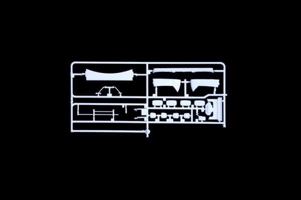 Model ciężarówki z naczepą Daf XF105 w/Maritime w skali 1:24 model Italeri 3920 ita3920_image_4-image_Italeri_3920_3