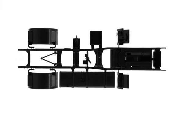 Model ciężarówki z naczepą Daf XF105 w/Maritime w skali 1:24 model Italeri 3920 ita3920_image_6-image_Italeri_3920_3