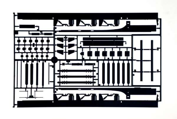 Model ciężarówki z naczepą Daf XF105 w/Maritime w skali 1:24 model Italeri 3920 ita3920_image_14-image_Italeri_3920_3