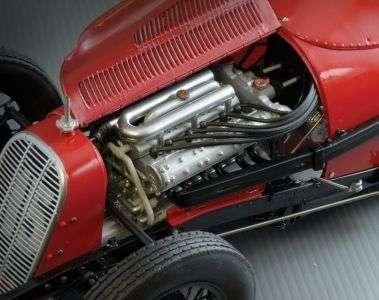 Model kolekcjonerski Fiat 806 Grand Prix Italeri 4702 image_fiat806_ita4702_6-image_Italeri_4702_7