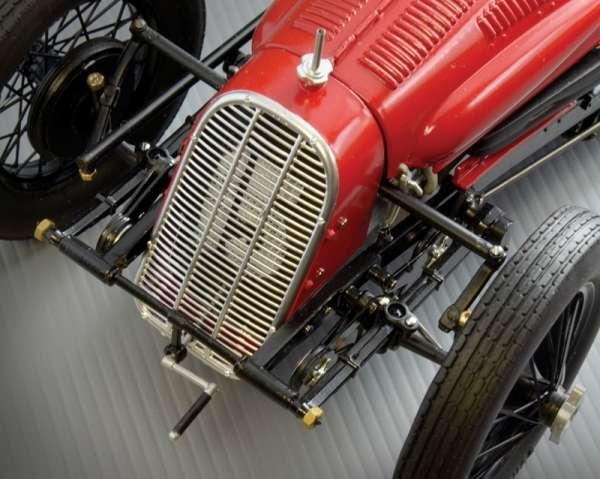 Model kolekcjonerski Fiat 806 Grand Prix Italeri 4702 image_fiat806_ita4702_4-image_Italeri_4702_5