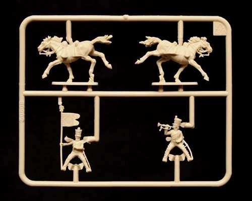 Italeri 6080 French Light Cavalry