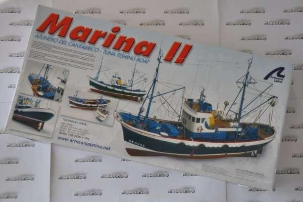 model_drewniany_do_sklejania_artesania_20506_kuter_rybacki_marina_ii_sklep_modelarski_modeledo_image_6
