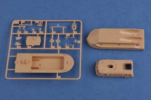 Zawartość pudełka modelu Hobby Boss 82919
