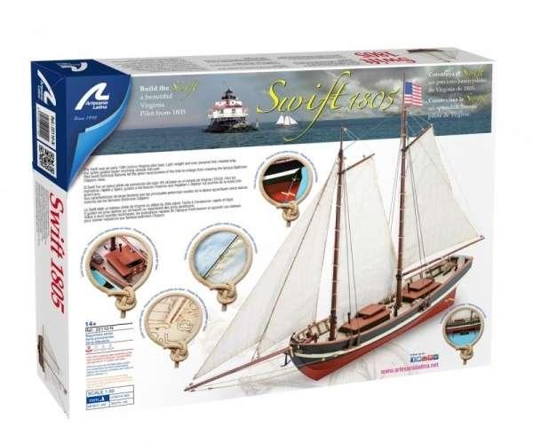 model_drewniany_do_sklejania_artesania_22110_n_swift_1805_sklep_modelarski_modeledo_image_2