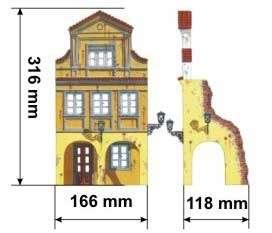MiniArt 35018 Czech City Building