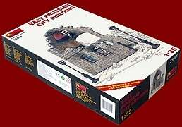 MiniArt 35501 East Prussian City Building