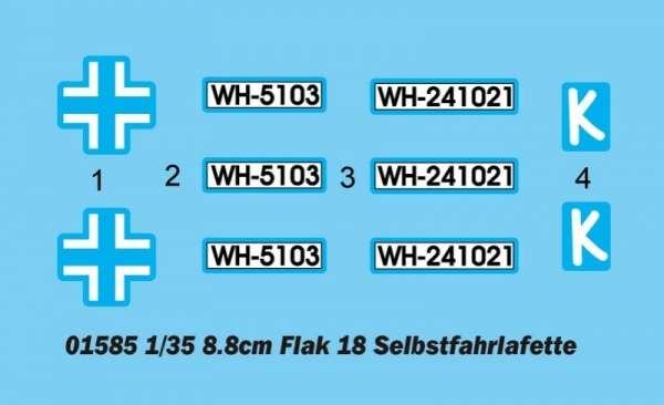 plastikowy-model-do-sklejania-samobieznego-dziala-88mm-flak-18-sklep-modeledo-image_Trumpeter_01585_22