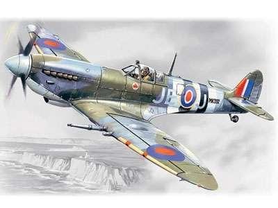 Model British Fighter Spitfire Mk.IX ICM 48061