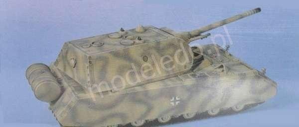 Model Dragon 6007 German Heavy Tank Maus I image1_dra6007