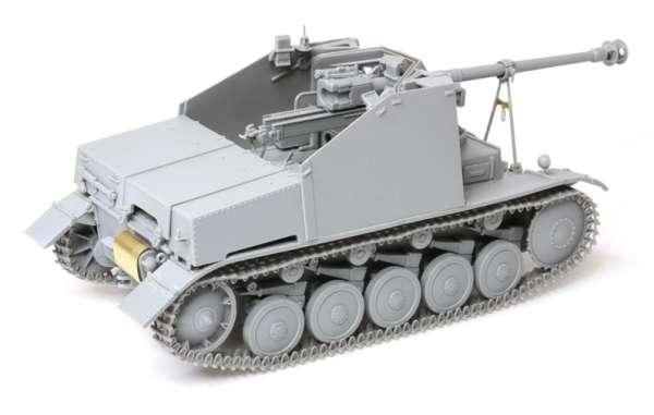 Dragon 6769 w skali 1/35 - model do sklejania Marder II Panzerjager II fur Pak 40/2 - image e