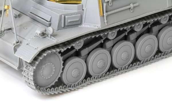 Dragon 6769 w skali 1/35 - model do sklejania Marder II Panzerjager II fur Pak 40/2 - image g