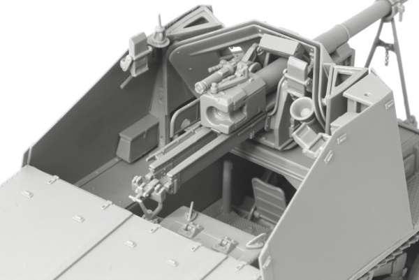 Dragon 6769 w skali 1/35 - model do sklejania Marder II Panzerjager II fur Pak 40/2 - image d