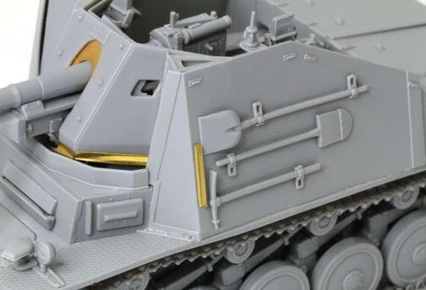 Dragon 6769 w skali 1/35 - model do sklejania Marder II Panzerjager II fur Pak 40/2 - image b