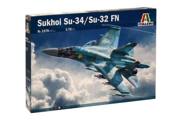 Su-32 model samolotu italeri 1379 image_italeri_1379_1-image_Italeri_1379_3