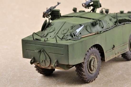 Model Trumpeter 05596 Samochód opancerzony BRDM-1