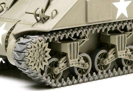 Tamiya 32505 Czołg M4 Sherman Early Production
