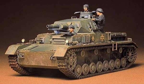 Tamiya 35096 w skali 1:35 - niemiecki czołg Panzer IV wersja D - image a