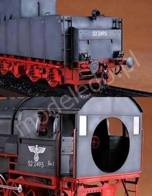 Kriegslokomotive Baureihe 52 BR-52 lokomotywa do sklejania model_trumpeter_00210_image_3-image_Trumpeter_00210_5
