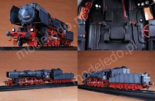 Kriegslokomotive Baureihe 52 BR-52 lokomotywa do sklejania model_trumpeter_00210_image_2-image_Trumpeter_00210_4