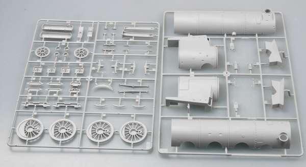 Trumpeter 00217 w skali 1:35 - model Dampflokomotive BR86 - image i