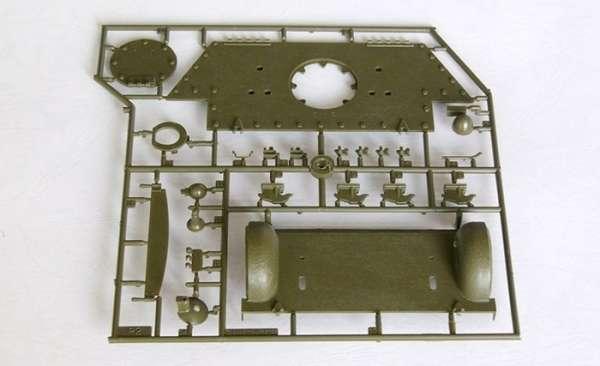Trumpeter 00903 w skali 1:16 - model Soviet Tank T34/76 model 1943 - image h