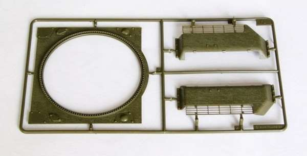 Trumpeter 00905 w skali 1:16 - model Soviet Tank T-34/76 Model 1942 - image d