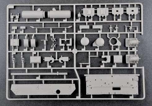 Trumpeter 00920 w skali 1:16 - model German Pzkpfw IV Ausf.H Medium Tank - image i