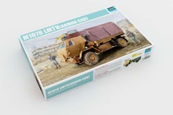 Trumpeter 01009 M1078 LMTV Armor Car