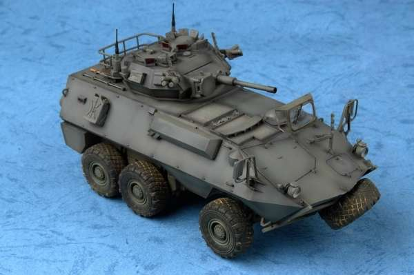 Trumpeter 01504 Canadian AVGP Cougar Improved Version