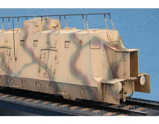 Trumpeter 01510 w skali 1:35 - model German Kommandowagen - image i