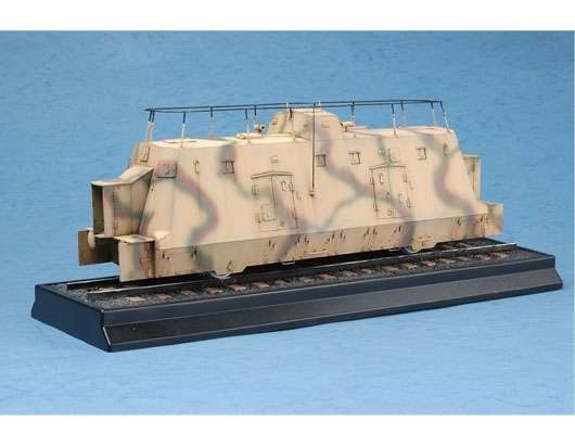 Trumpeter 01510 w skali 1:35 - model German Kommandowagen - image g