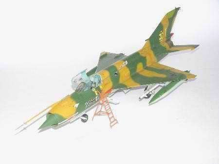 Plastikowy model do sklejania MiG21